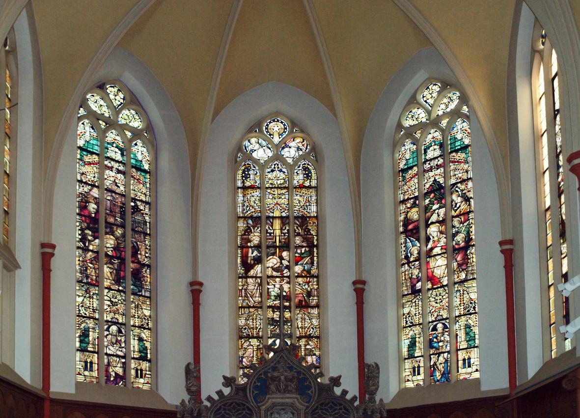 15 Priesterkoor